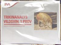 Billede af Trikintest til Vildsvin