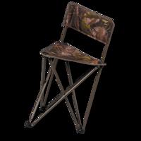 Billede af Jagtstol foldbar med ryglæn