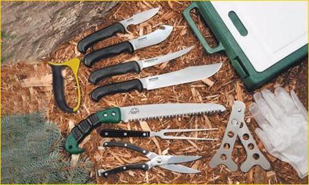 Billede til varegruppe Knive og økser