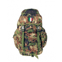 Billede af Smart og rummelig jagtrygsæk Italian Recon på 35 liter i camouflage.