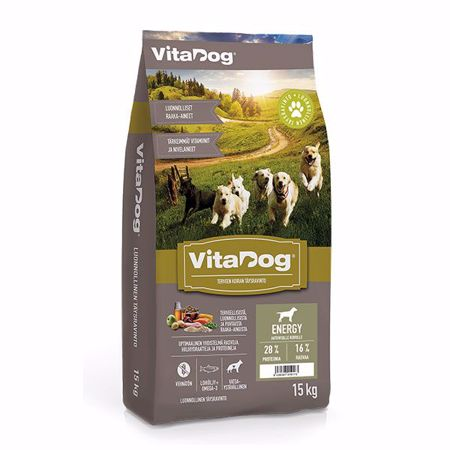 Billede til varegruppe Hundefoder VitaDog